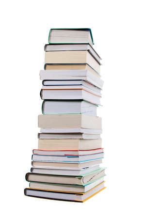 stacked books: Stack of books