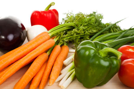 tomatos: Healthy fresh vegetables Stock Photo