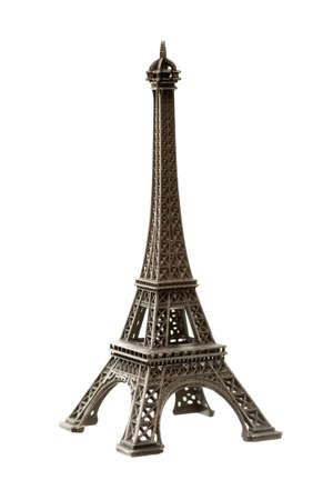 Miniature Eiffel Tower photo