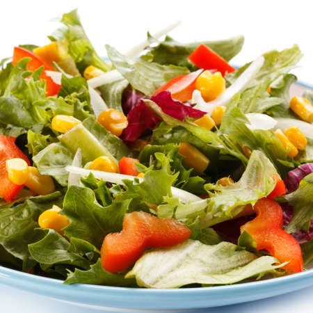 lowfat: Vegetable salad
