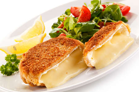 camembert: Fried camembert