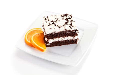 danish: Chocolate Cake
