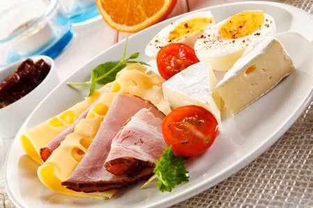 sanwich: Angielski breakfast