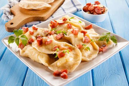 Cheese dumplings