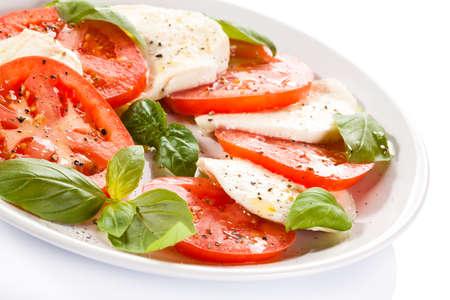 caprese salad Standard-Bild