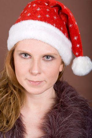 dona: Reproachful buscando la se�ora Santa