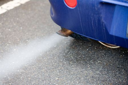 Exhaust and pollution