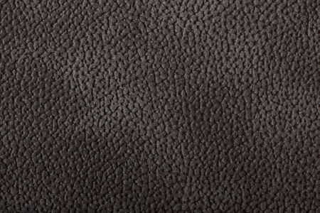 leatherette: Just a Background leather gray - imitation leather Stock Photo