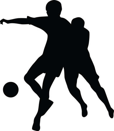 odds: football player silhouette