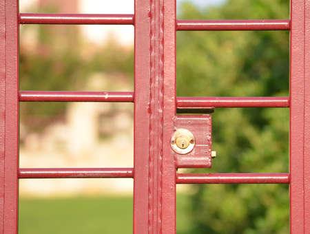 gate photo