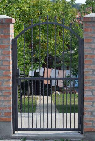 gate 免版税图像 - 23296416