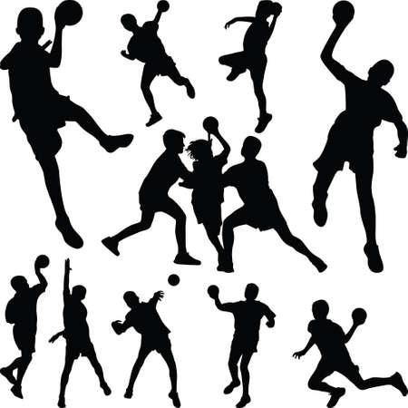 handball 免版税图像 - 45074439
