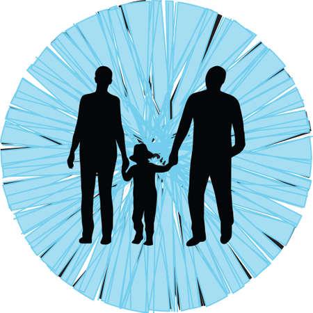 family: family Illustration