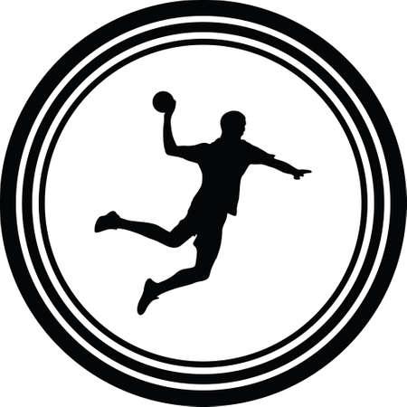 handball Illusztráció