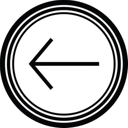 arrow right sign