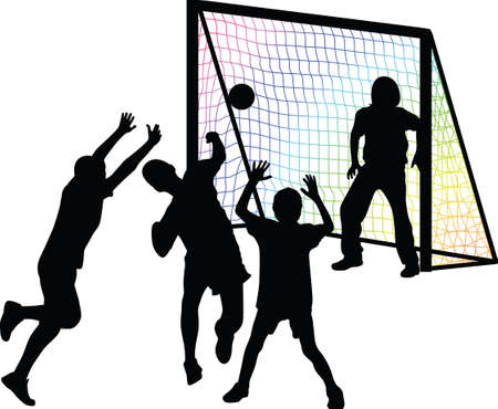 handball Ilustração