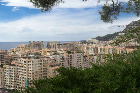 principality: The Principality of Monaco