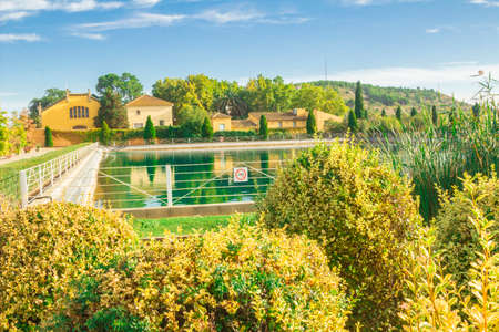 ravel: Torres Vineyards is located in the town of Villafranca del Penedes