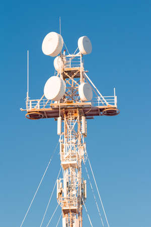 intermediate: wireless devices, located on intermediate points of the radio, amplifies received signals and pass them on