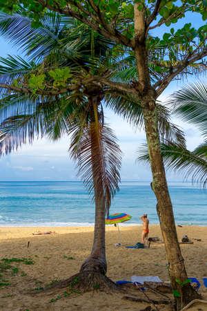 Karon Beach in Phuket and its surroundings