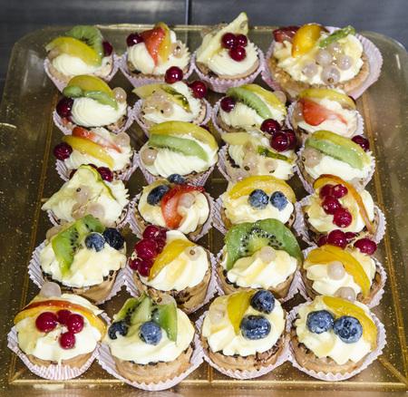 sicilian: Sicilian pastry mignon