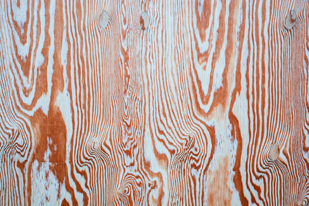 sinuous: Wood background for graphic resources. Light brown, sinuous shapes, circular and linear.