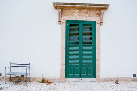 ragusa: Baroque architecture in the province of Ragusa, Sicily, Italy. The places of Montalbano, Italian TV series, known worldwide. A novel by Andrea Camilleri, Inspector Montalbano. Stock Photo