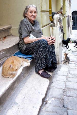 Poverty Stock Photo - 24804278