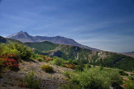 Mt. St. Helens NE Corner from Windy Ridge Viewpoint