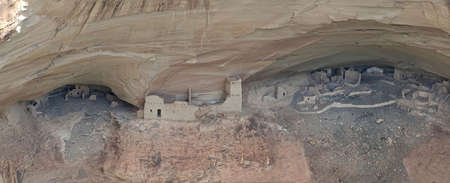 Canyon de Chelly Mummy Cave Panorama