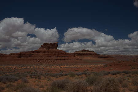 Seven Sailors Butte in the Valley of the Gods 3501