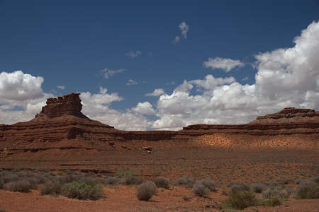 Seven Sailors Butte in the Valley of the Gods 3502