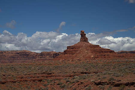 Rooster Butte in the Valley of the Gods 3507