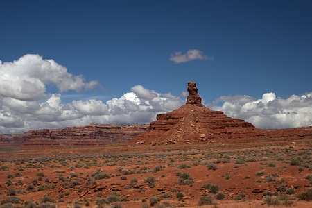 Rooster Butte in the Valley of the Gods 3509