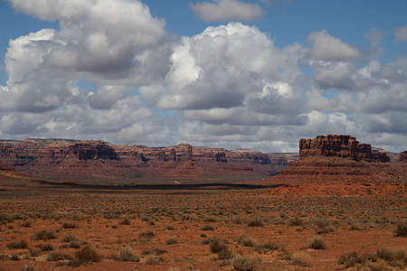 Battleship Rock in the Valley of the Gods 3515