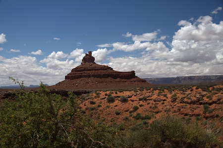 Franklin Butte in the Valley of the Gods 3520