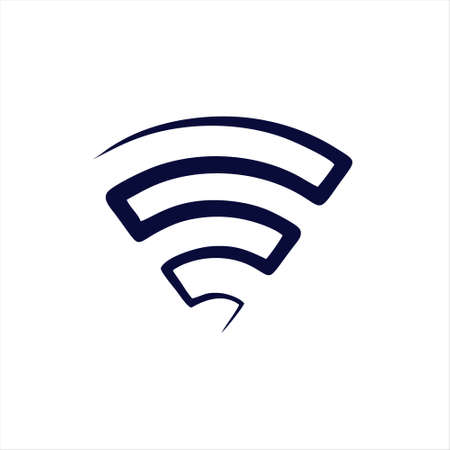 wifi icon isolated on white background from communication collection. wifi icon trendy and modern wifi symbol for logo, web, app, UI. wifi icon simple sign.