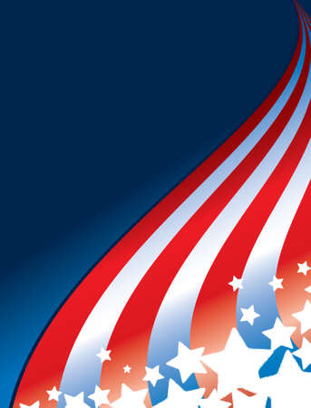Fourth of July Design Stock Vector - 3253053