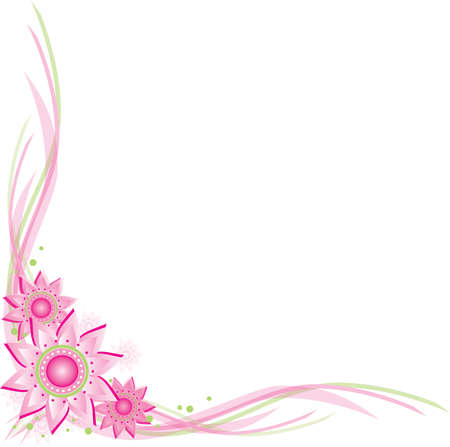 Spring Flower Corner