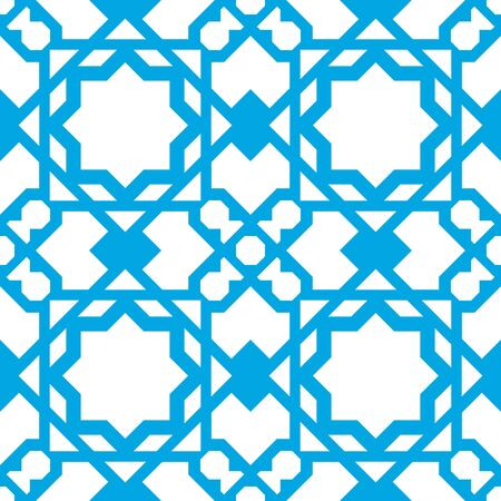 Seamless of pattern and texture shape background