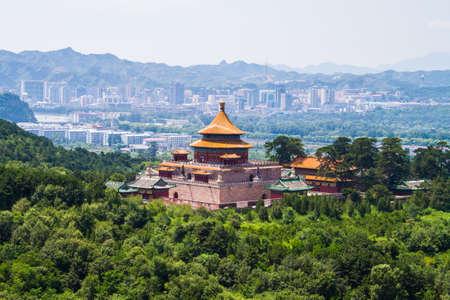 bullock: Bullock Temple Chengde, Hebei, China