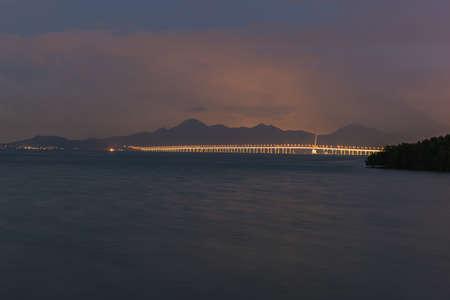 dragline: shenzhen bridge