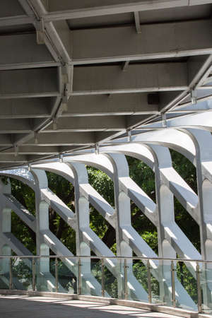 reticular: Chunhua overpass, nanshan district, shenzhen china Stock Photo