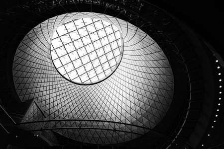manhattans: Manhattans Fulton transit hub