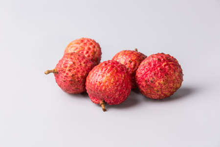lychees: Still life photography, lychees