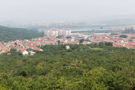 thriving: Yantai rural area view