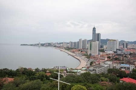 coastal city: The coastal city Yantai