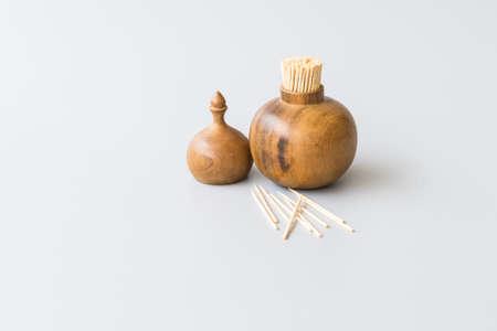 toothpick: Toothpick box