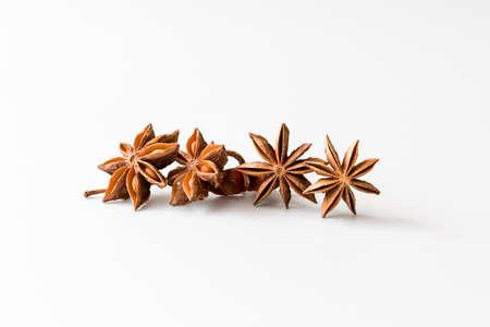 anise: Star anise Stock Photo