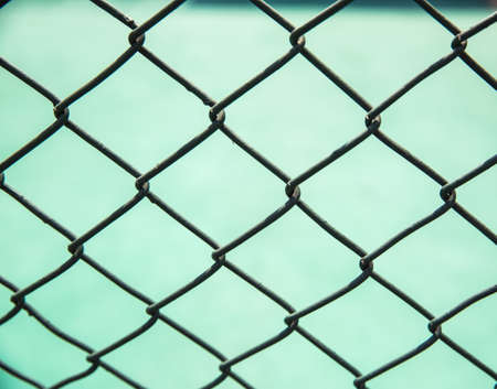 entanglement: Barbed wire Stock Photo